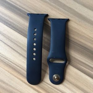 Navy Blue Apple Watch Band 32mm